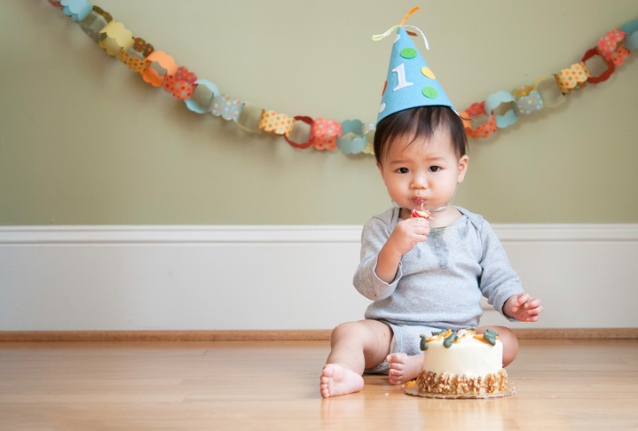 Great Ideas For Baby S First Birthday Mom365