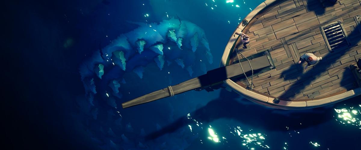 How To Kill The Megalodon In Sea Of Thieves Shacknews