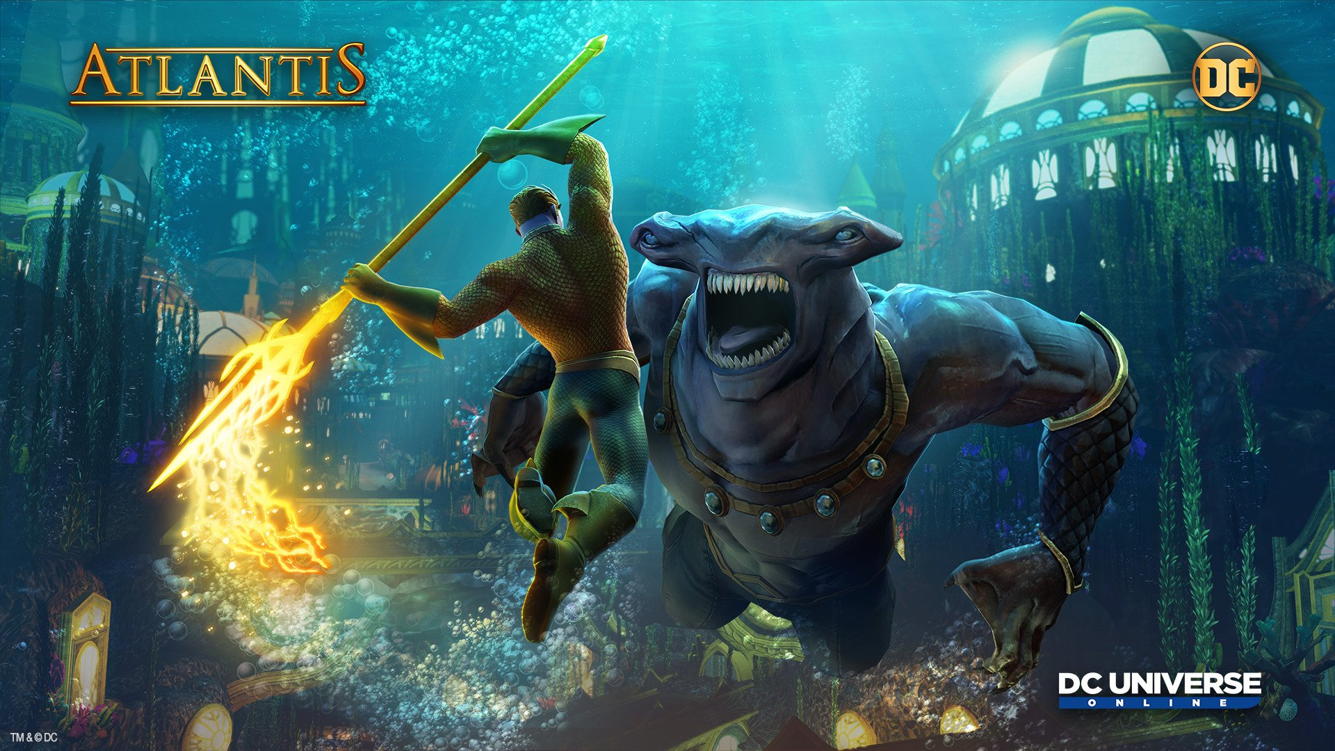 DCUO Atlantis Interview One Of Our Most Ambitious