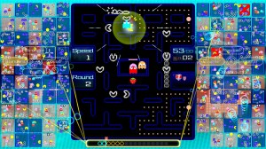 How to go through ghosts – PAC-MAN 99