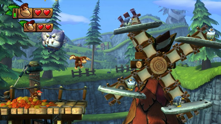 The Best Wii U Games to Play   Shacknews Donkey Kong Country  Tropical Freeze