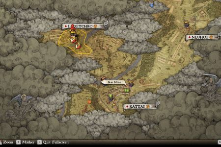 biggest video game maps comparison » Path Decorations Pictures ...