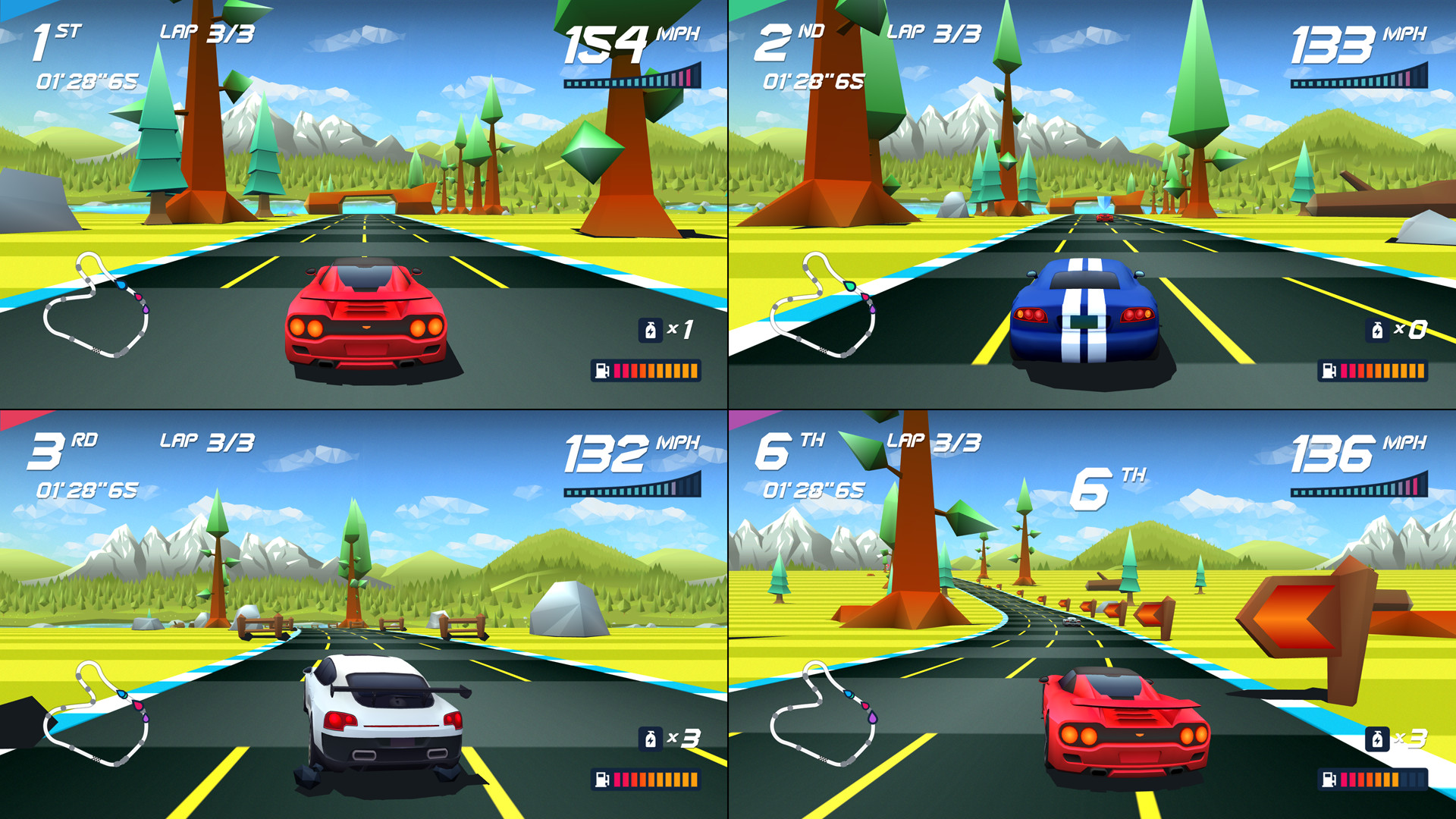 Image result for horizon chase turbo