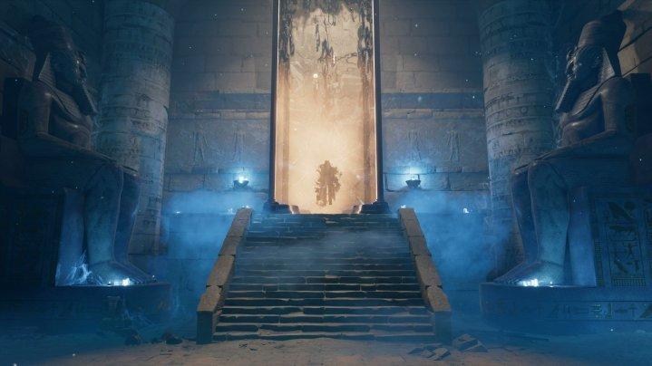 Assassin's Creed Origins - Final del rompecabezas del reloj de sol