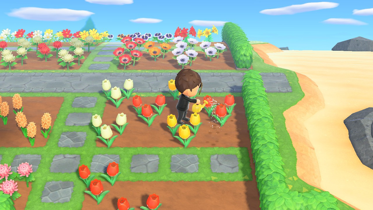 How To Make A Rock Garden In Animal Crossing New Horizons Shacknews