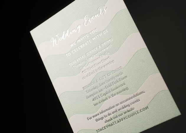 Custom Invitations Boston