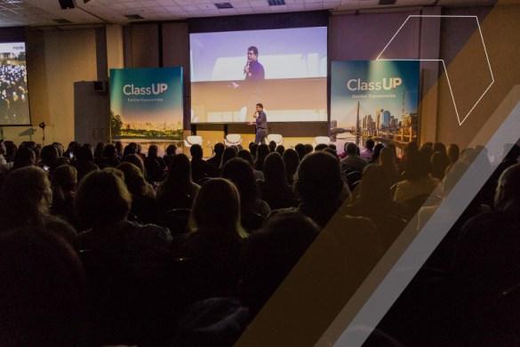 ClassUP - o maior evento escolar de inovação e crescimento
