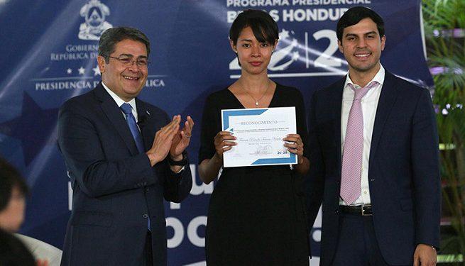 """Resultado de imagen para Becas honduras"""""""