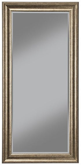 Martin Svensson Home Full Length Leaner Mirror, Antique Gold