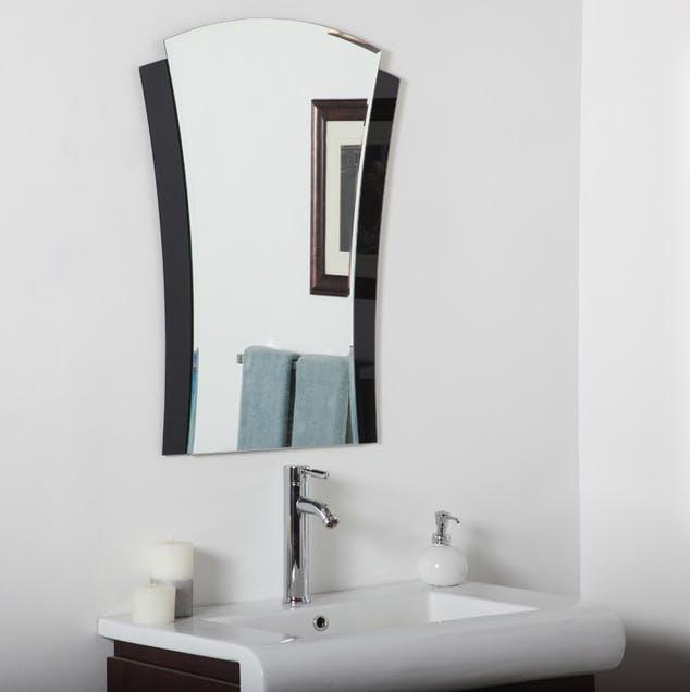 Burbank Deco Mirror