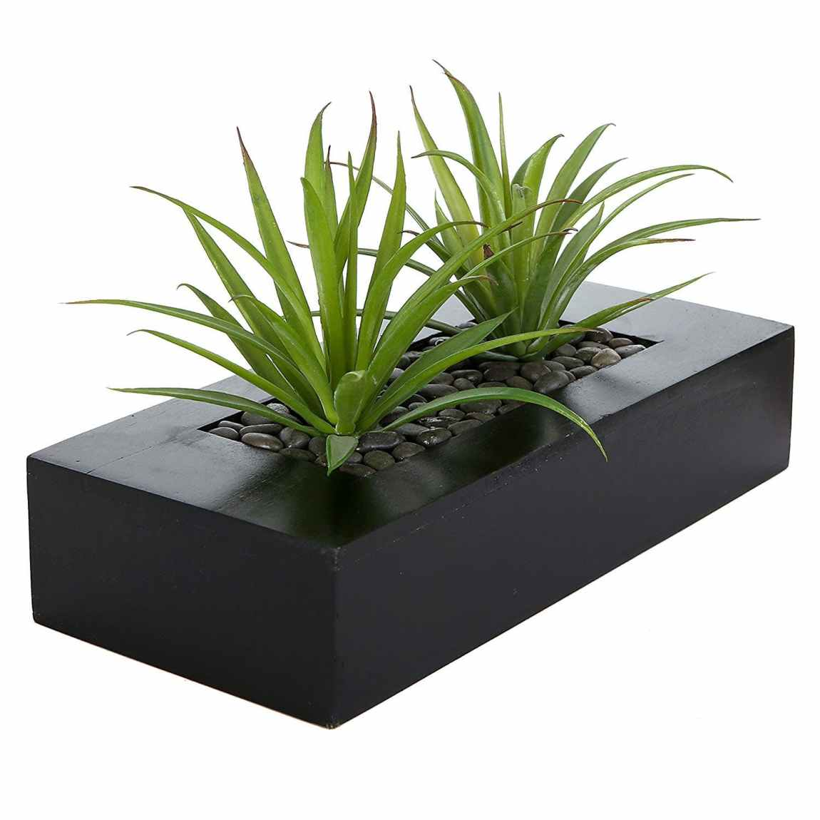 artificial, plant, planter, grass
