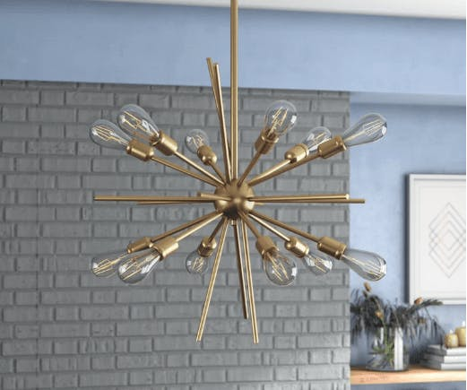 Berryhill 6-Light Chandelier
