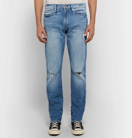 L'Homme Slim Fit Jeans
