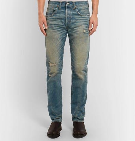 Ridgway Slim Fit Jeans