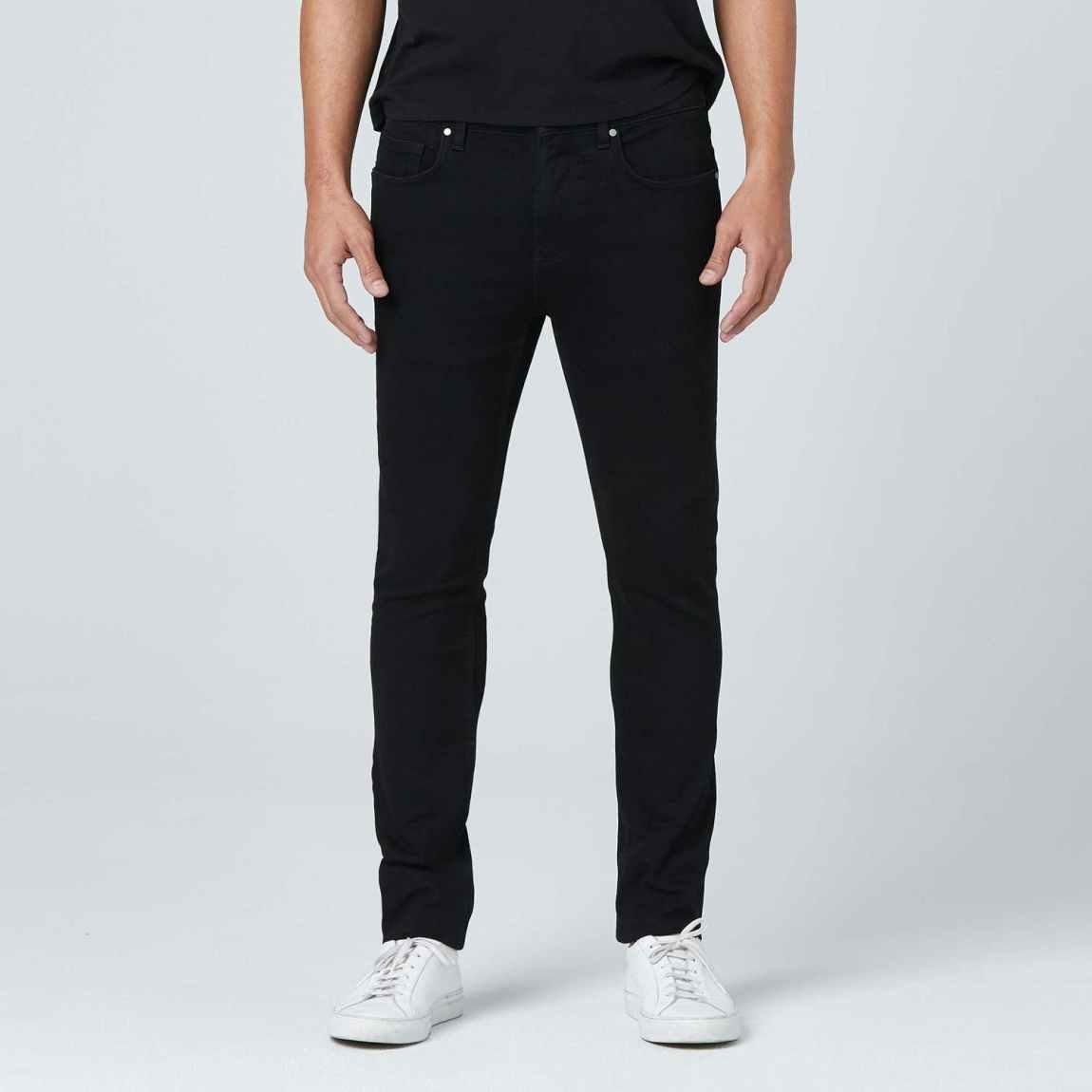 dstld, dstld jeans, black jeans, skinny jeans, stretch denim, black denim