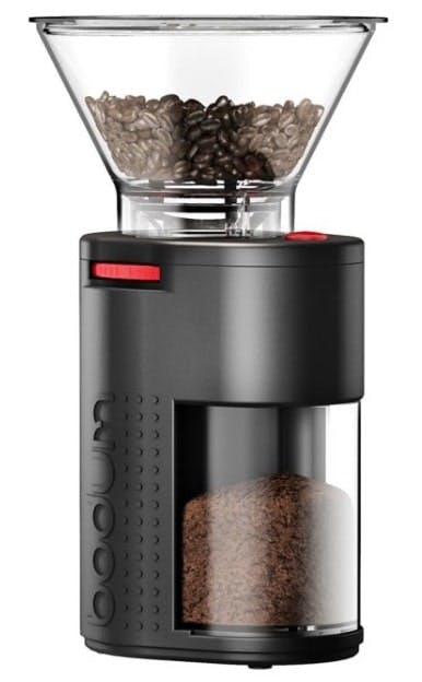 coffee grinder, french press