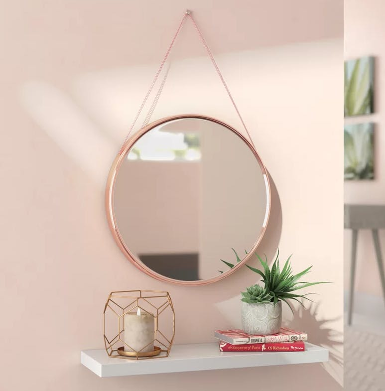 Looking For Rose Colored Mirror This Article Help You Find Tinted Mirror