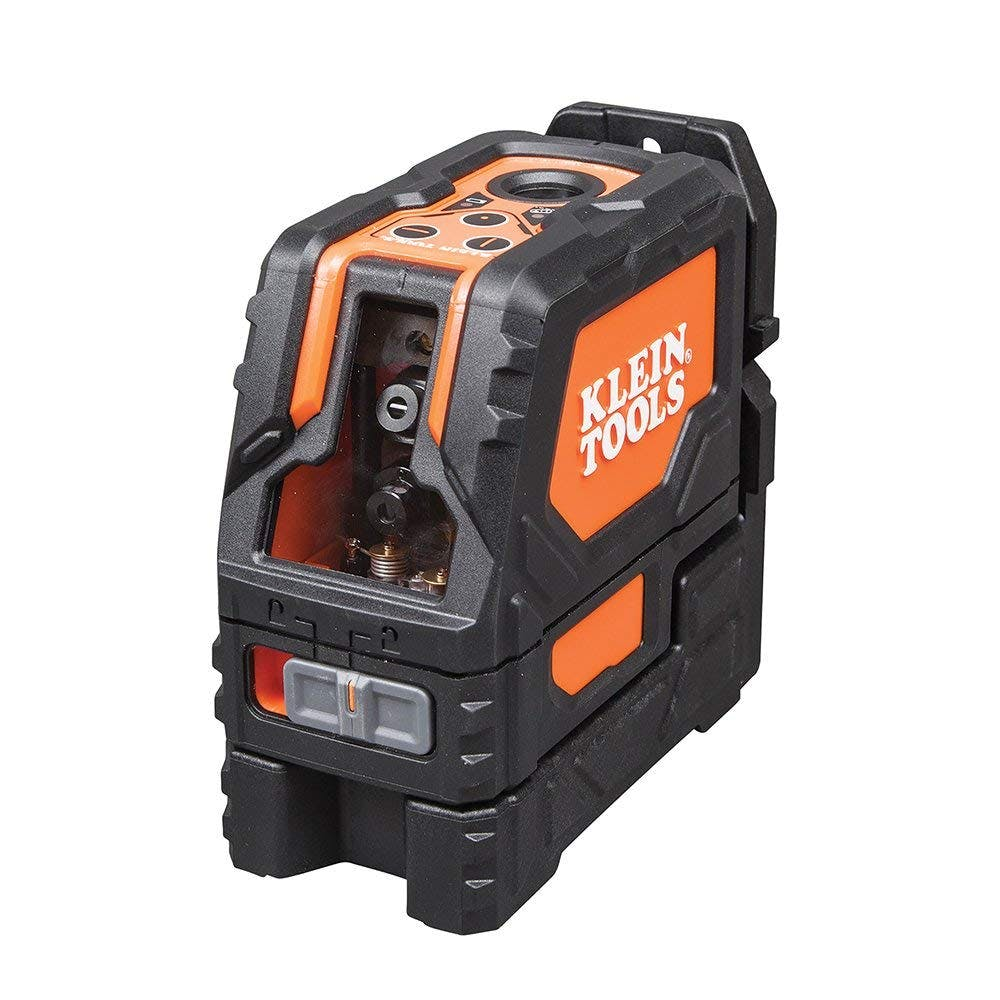 Laser Level with Plumb Spot