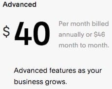 squarespace, website, package, plan, pricing