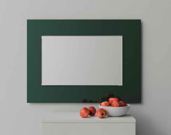Italian Modern Style Wall Mirror
