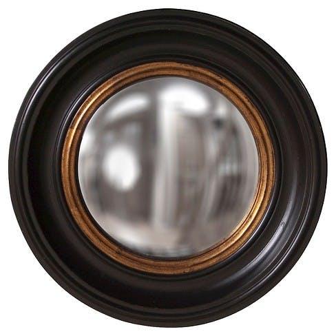 convex wall mirror