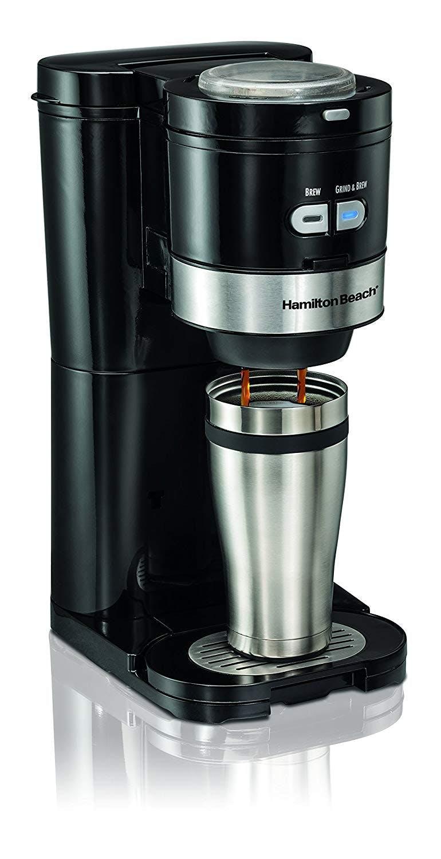 grind, brew, coffee, maker