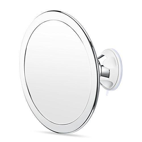 Large shower mirror