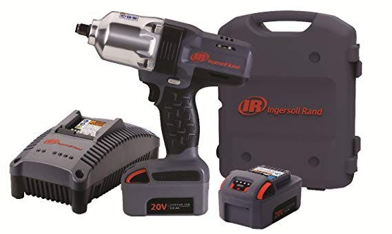 Battery Impact Wrench