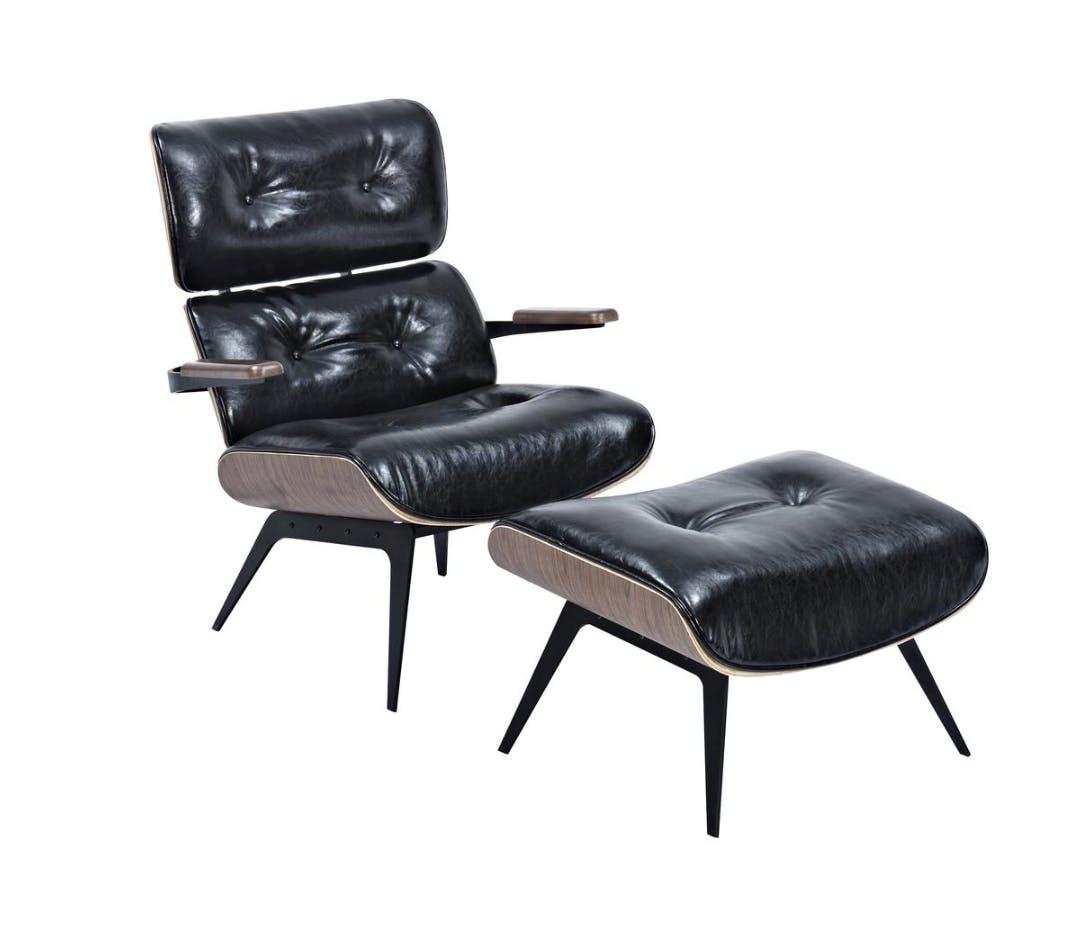 Em Furn Eames Lounge Chair