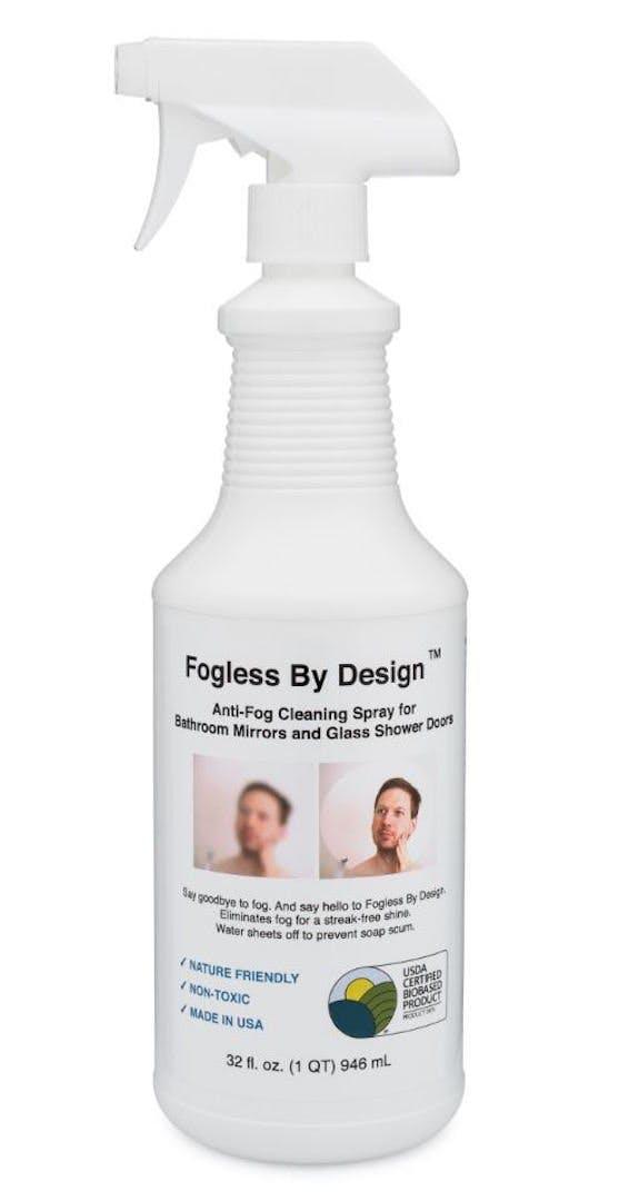 fogless, mirror, spray