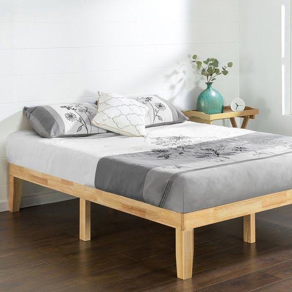 Modern japanese bed