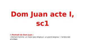 Don Juan Resume Moliere  don juan  don juan acte   sc  ne       Example Resume And Cover Letter