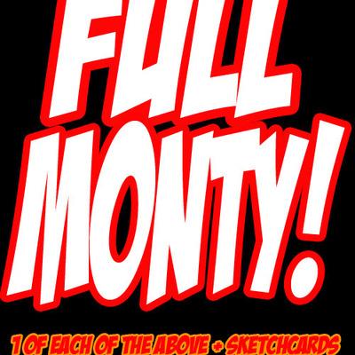The full monty!