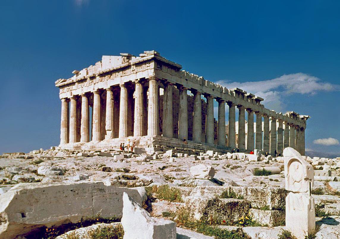 Best Kitchen Gallery: Greek Architecture That Changed History Documentarytube of Greek Architecture  on rachelxblog.com