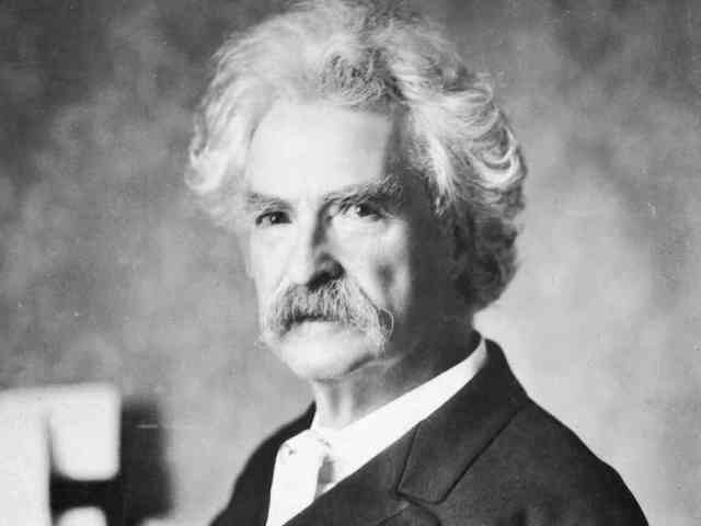 Image result for photos of Mark Twain