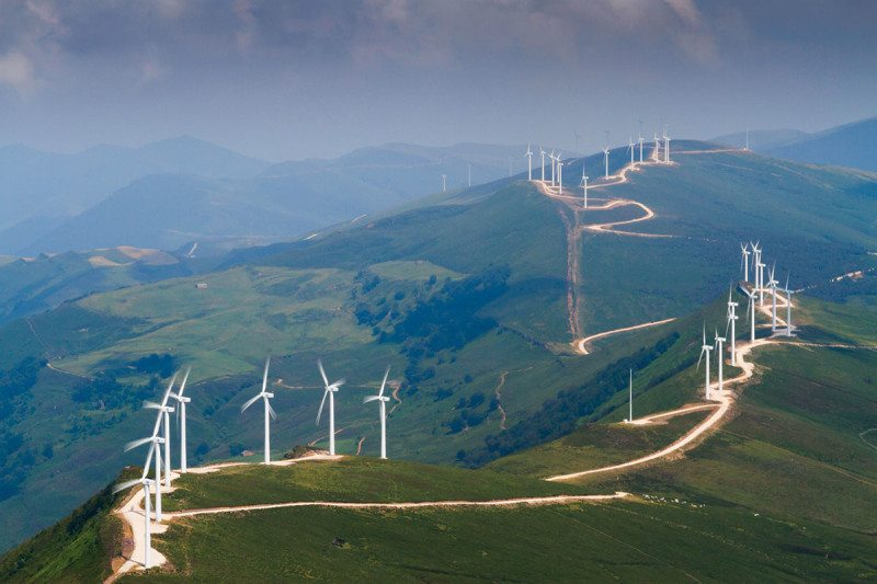 Renewables continue to grow across Europe