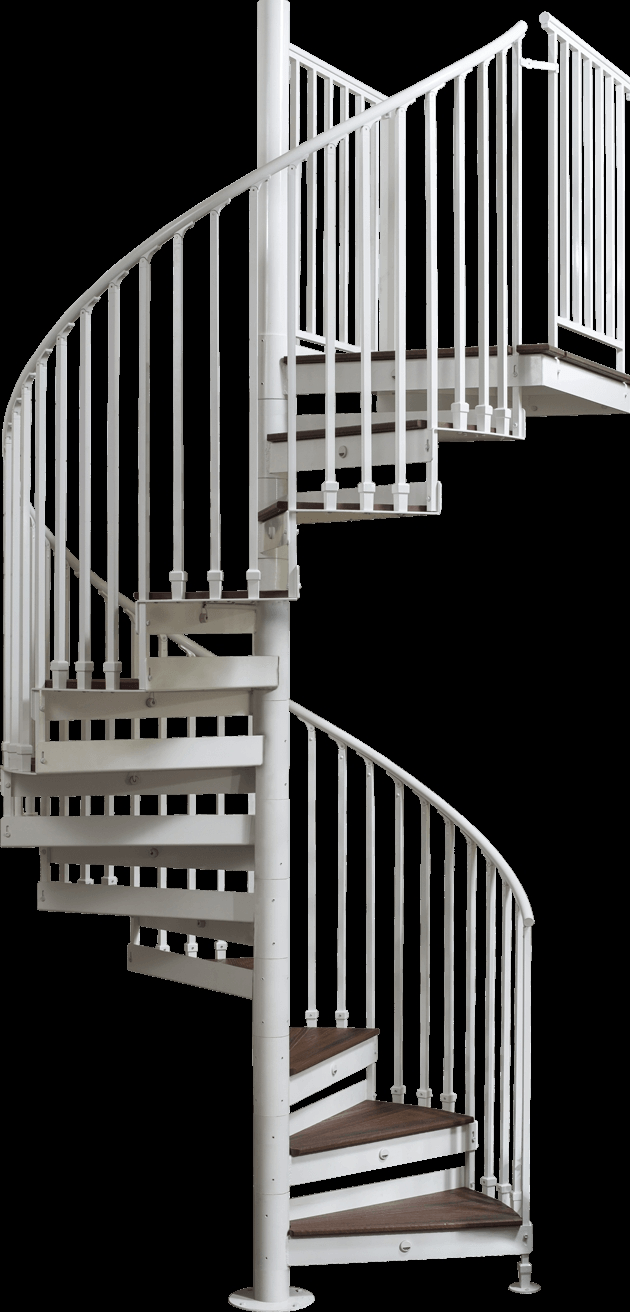 Discover The Ultimate Staircase Alternative Trex Spiral Stairs | External Spiral Staircase For Sale | Stair Treads | Staircase Ideas | Steel Spiral | Metal Spiral | Staircase Railings