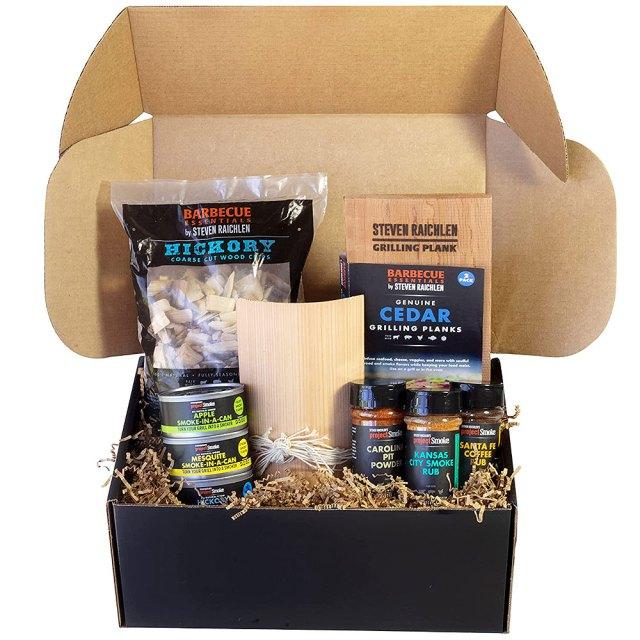 Steven Raichlen's Ultimate Barbecue Flavor Grilling Gift Box
