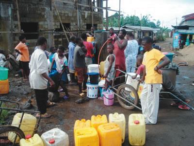 Thirst in abundance: Lagos water crisis stokes anger, desperation