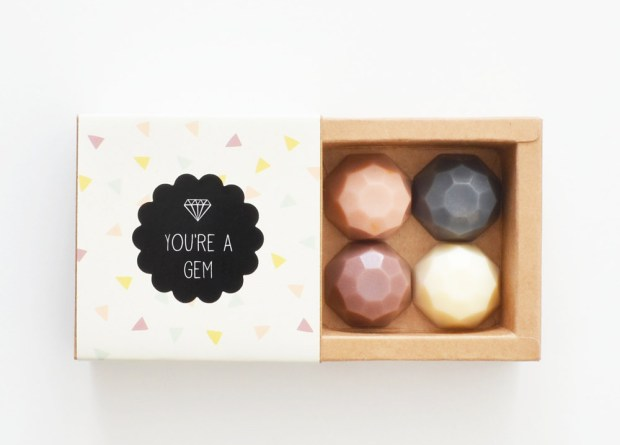 You're a Gem soap gift from Vice and Velvet