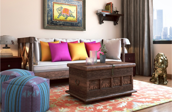 Traditional Indian Modern Living Room Indian Living Room