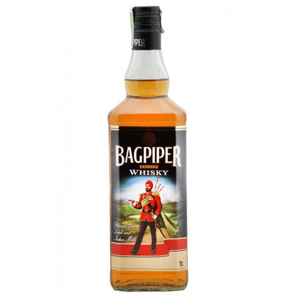 best-whisky-brands-india-Bagpiper-image