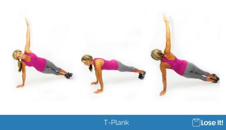 Image result for T-plank
