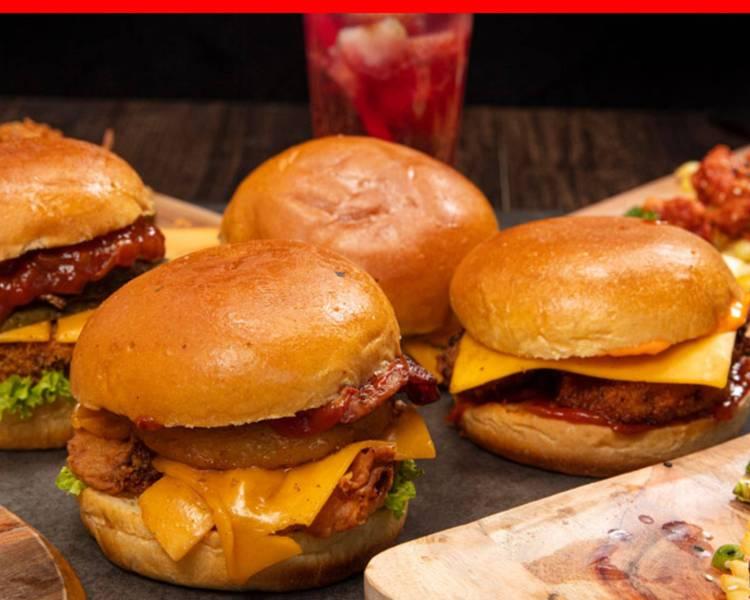 Burger N Beast Takeaway in Dunedin | Delivery Menu ...