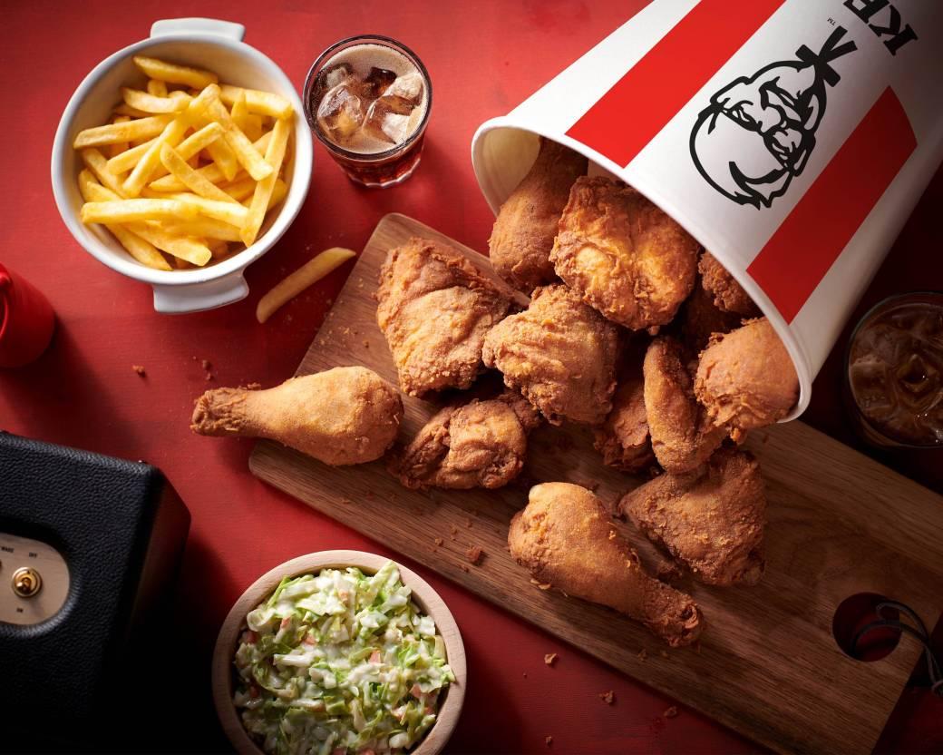 KFC, Armadale Delivery | | Uber Eats