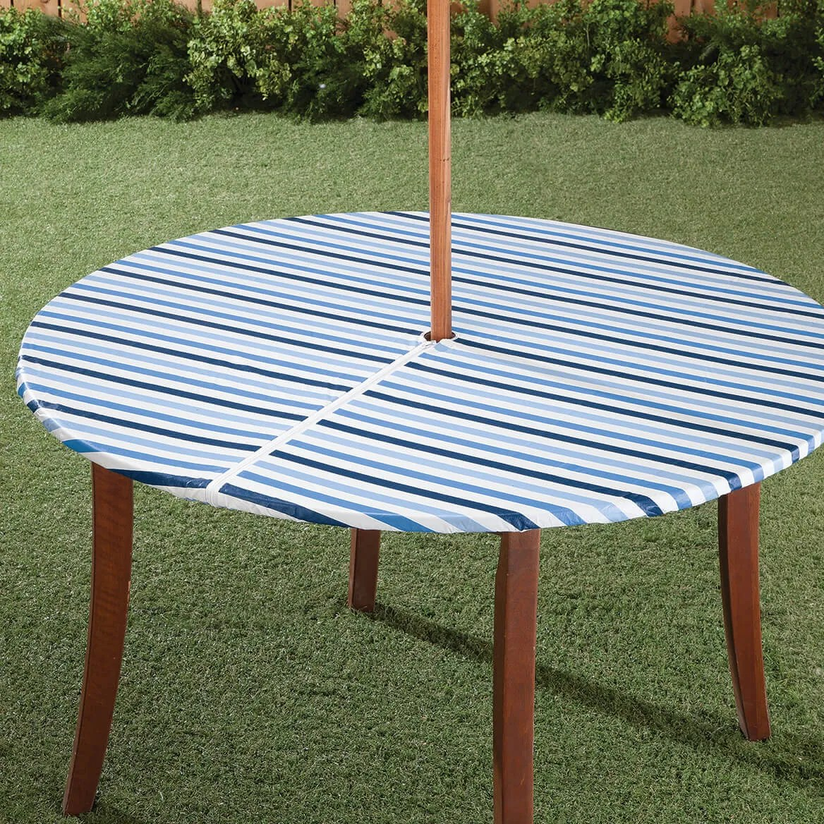 elasticized table covers snug fit