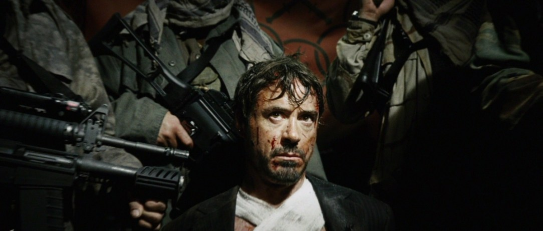 Image result for tony stark kidnapped