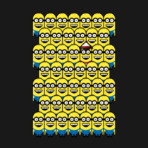 minion waldo Shirts and T Shirts
