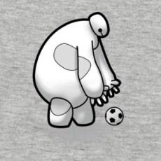 Play football Shirt  Design by RosettaP Baymax o--o
