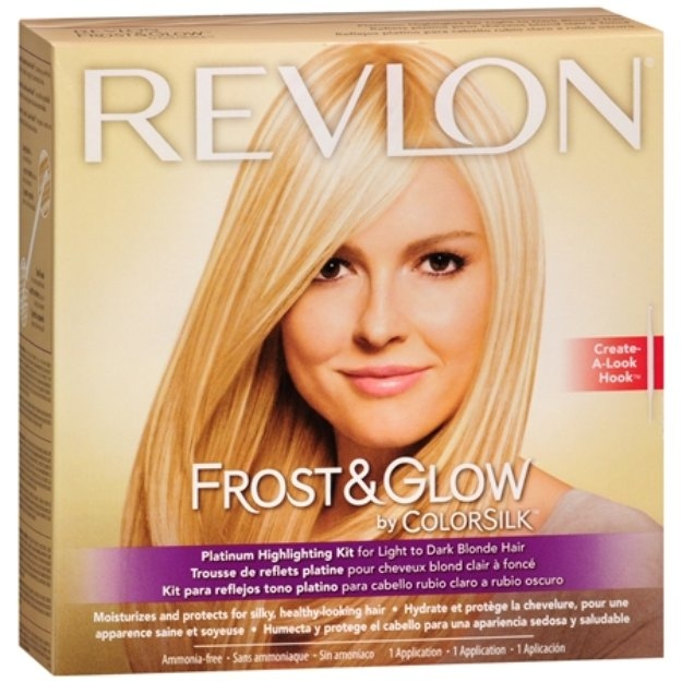 Revlon Frost Amp Glow Highlighting Kit Reviews Find The